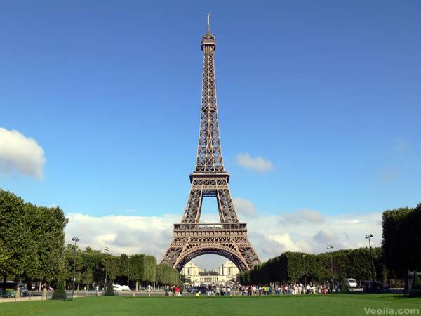 Monumenti e attrazioni gratis di parigi for Parigi travel tour