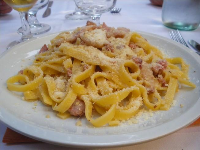 I piatti tipici della cucina romana for Cuccina romana